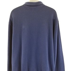 MASTERS Collection Sweaters - MASTERS COLLECTION Vtg Men's 1/4 Button Pullover